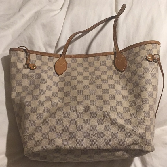 Used Louis Vuitton Bags >> Used Louis Vuitton Never Full Bag